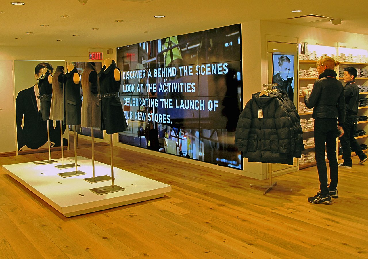 Retail Digital Signage | Sound & Media Solutions